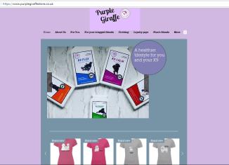 Purple Giraffe Store