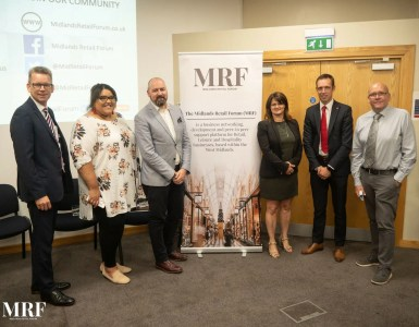 MRF: Solihull Town Centre Event