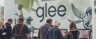 Glee entrance