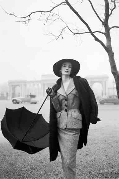 Vogue, 1951; Image courtesy of Effigy Magazine