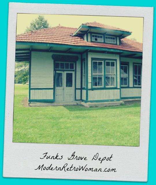 Funks Grove Depot ModernRetroWomancom