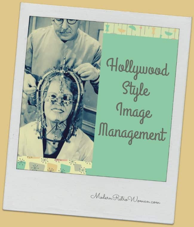 Hollywood Style Image Management ModernRetroWoman.com