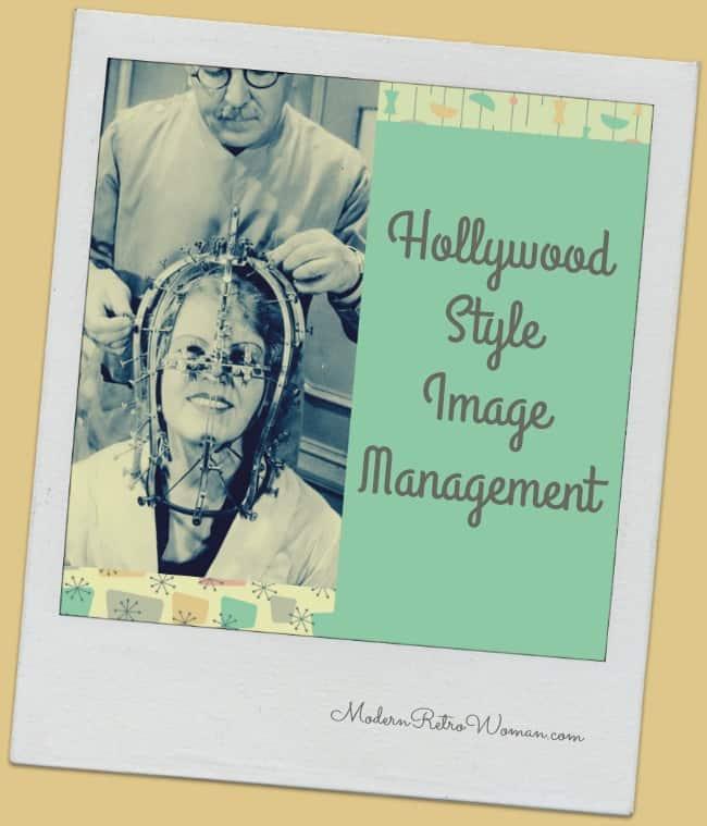 Hollywood Style Image Management ModernRetroWoman.com