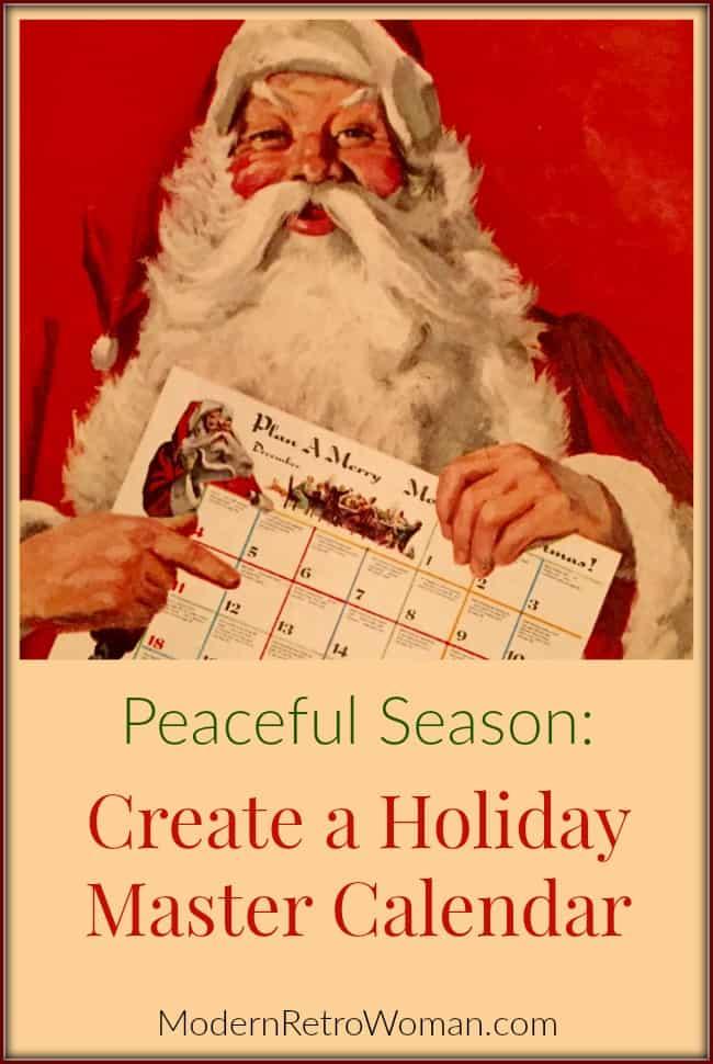peaceful-season-create-a-holiday-master-calendar-modernretrowoman.com