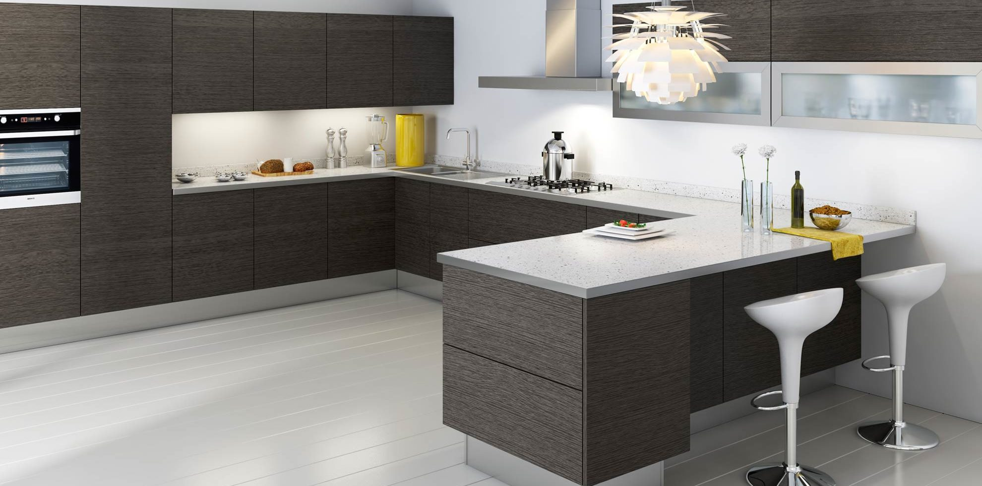 "PRODUCT ""Carbone"" Modern RTA Kitchen Cabinets Buy Online"
