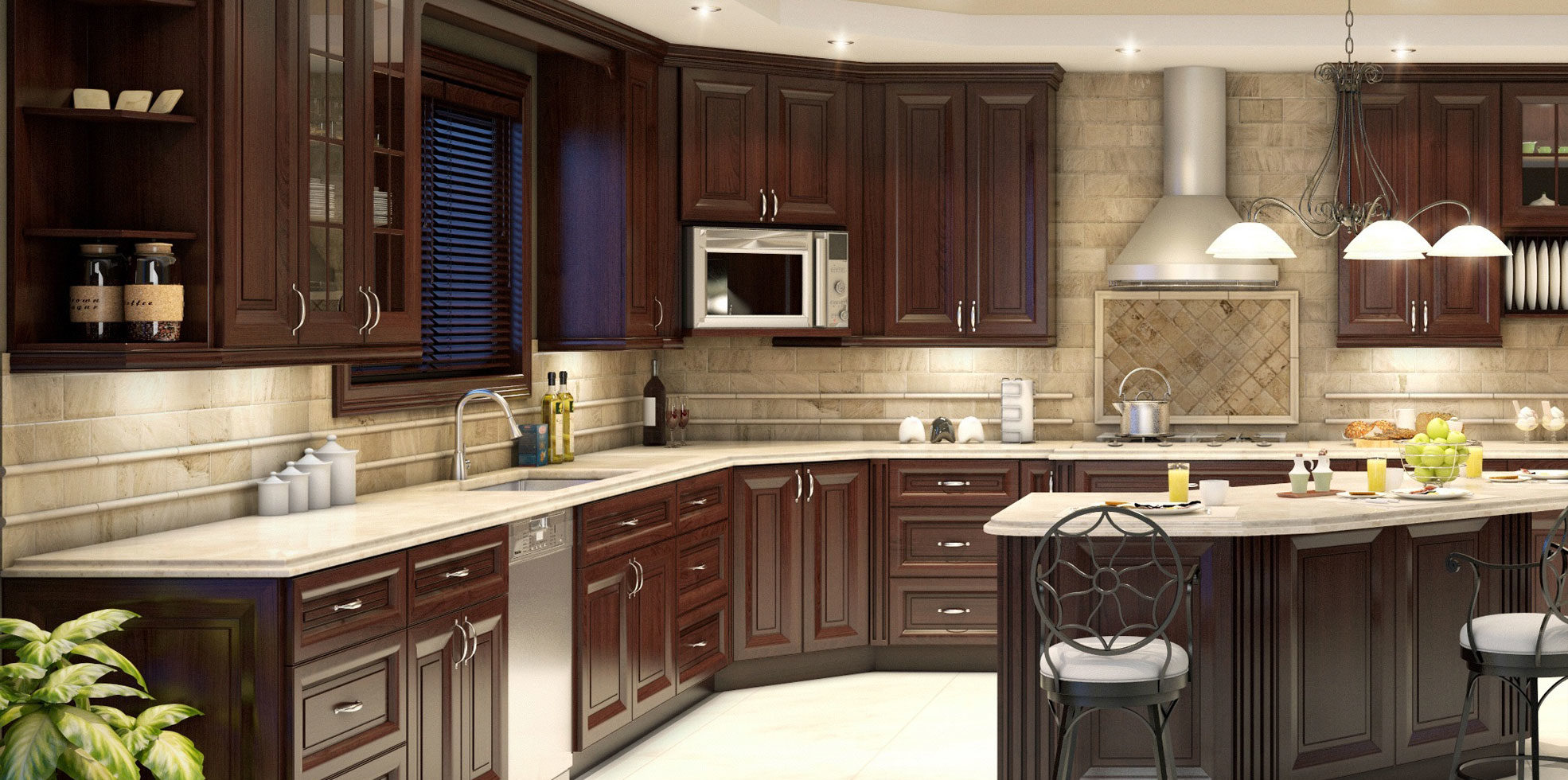 Modern Kitchen Tile Flooring On Modern Rta Cabinets Adornus Kitchen Cabinets Paint Colors For Kitchen Tile Flooring