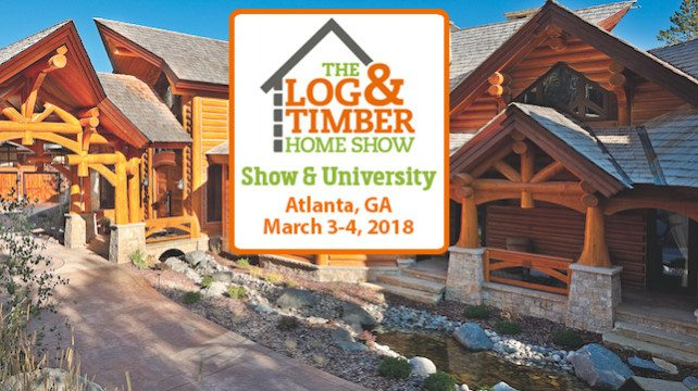 Three decades of Log and Timber Home shows