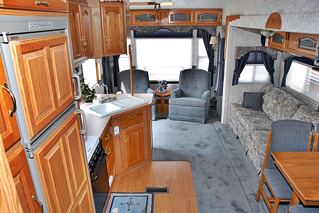 cover for recliner chair swivel images 2002 keystone montana 2955 fifth wheel