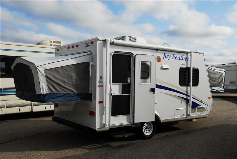 Used PopUps Hybrid Truck Campers