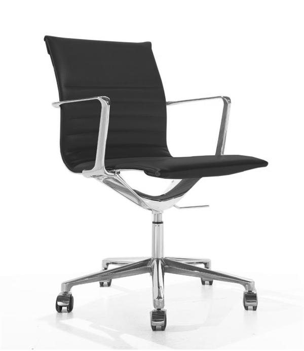 archer low back office chair - mid century classic office ...