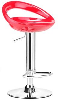 Hydraulic lift bar stool