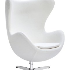 Desk Chair Modern Covers For Living Room Chairs Arne Jacobsen Style Egg Many Colors - Home And Office Furniture | Free Shipping
