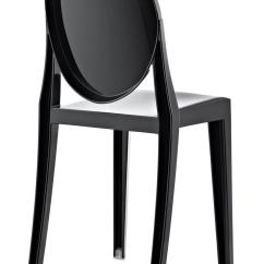 Ghost Side Chair Retro Dining Table Chairs - Armless Many Colors Home And Office Furniture
