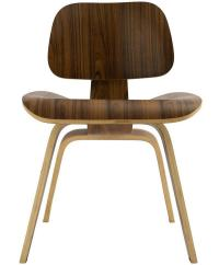 Madeira Plywood Dining Chair With Plywood Legs - Home and ...