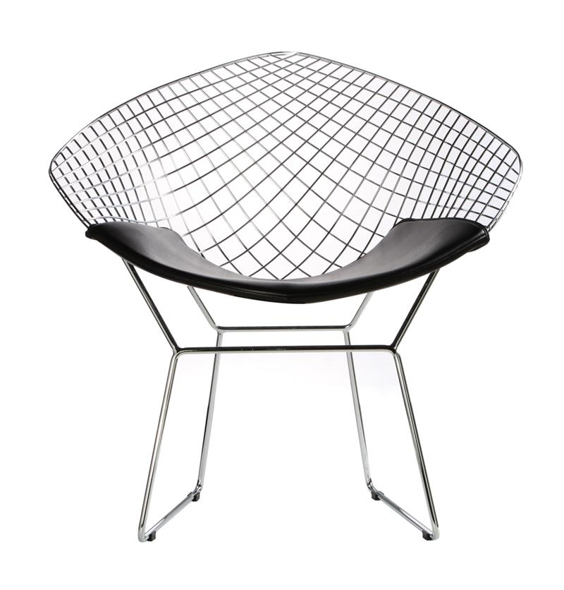 Bertoia Wire Diamond Chair  Diamond Chair For Home or
