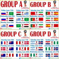 World Cup 2018 Schedule Pdf Printable Printable FIFA World