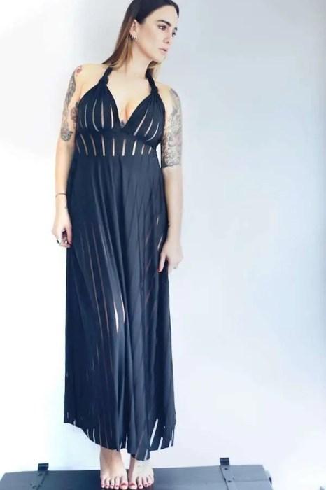 I-LOVE-HAFA dress