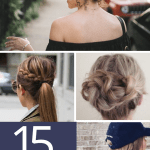 15 Game Day Hair Styles Modern Sports Mom