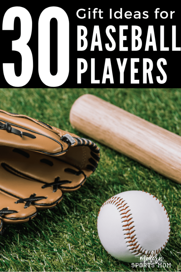 Awesome gift ideas for the baseball player, or any sports fan in your life. These are great for the holidays, or anytime!