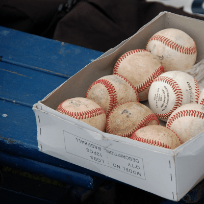 Lots of gift ideas for baseball players