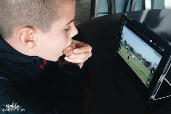 Easy no bake snack - after school treats