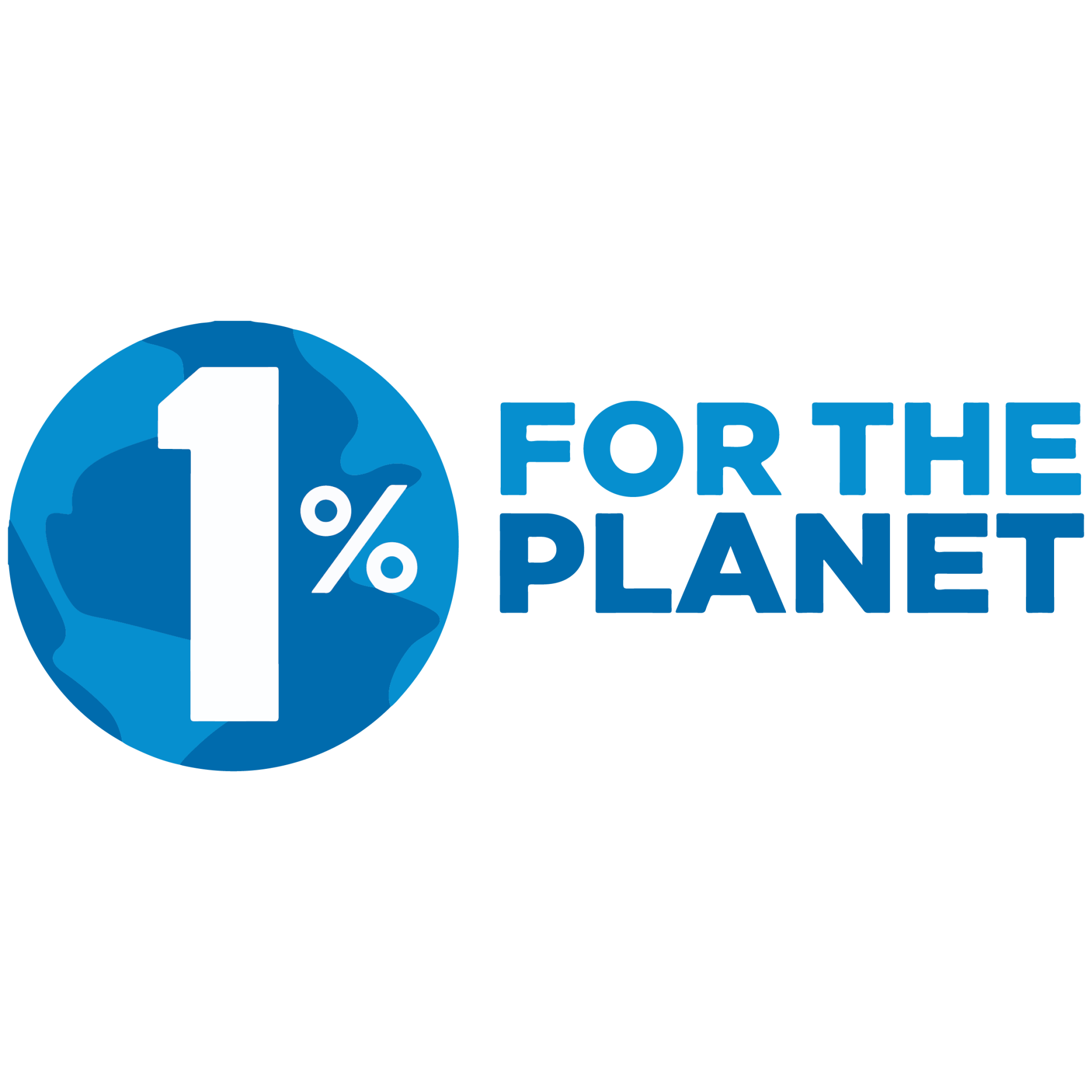 One Percent for the Planet - Logo