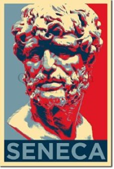 A Stoic take on the now classic Obama 'Hope' Poster. Sourced here.