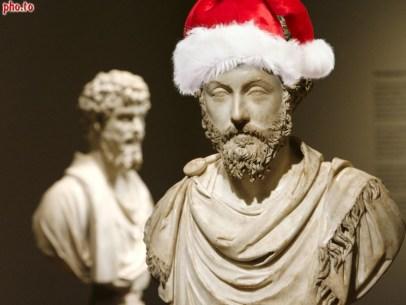 Christmas Marcus Aurelius