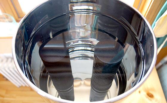 how to clean berkey water filters in