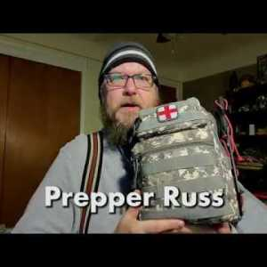 100-piece EDC Get Home bag | Prepper Russ