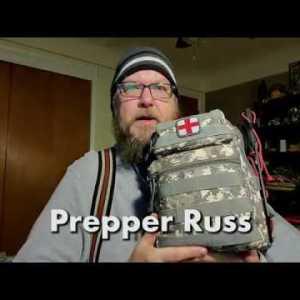 100-piece EDC Get Home bag | Prepper Russ