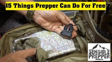 15 Necessary Things Preppers Can Do For Free