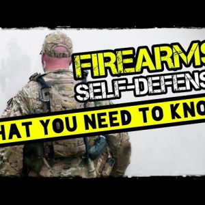 CCFR- Canadian Firearms self-defense What you Need to Know