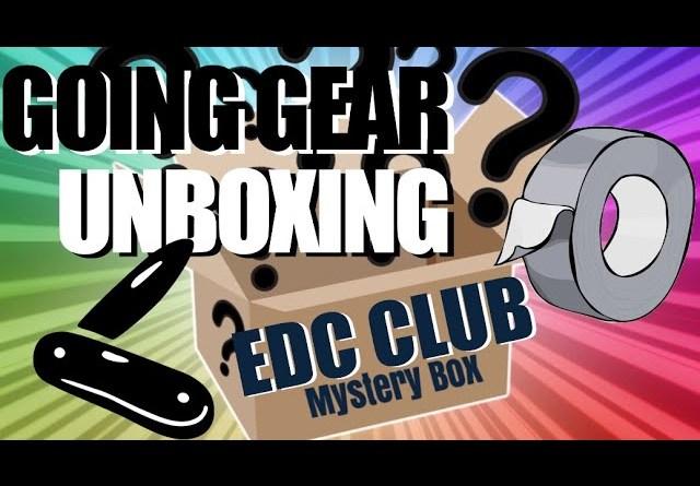 EDC Club Mystery Box | Going Gear 2021