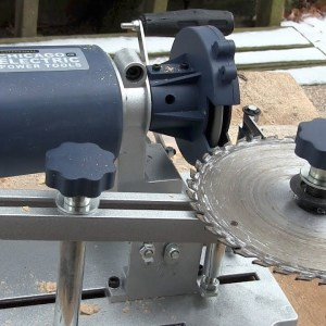 Harbor Freight Circular saw blade sharpener review ( Chicago Electric)