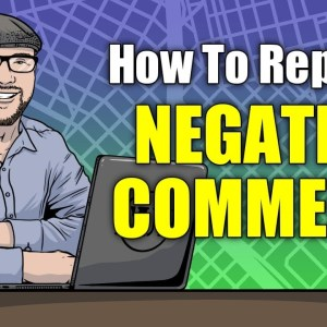How to Reply to Negative YouTube Comments #Shorts