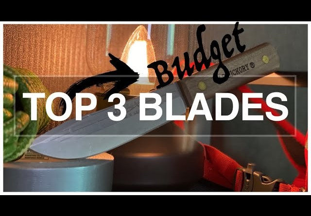 Top 3 Best [Budget Friendly!] Fixed Blade Knives