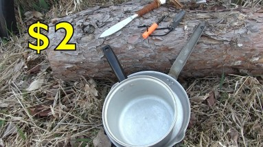 Two Dollar Survival Kit