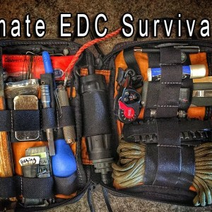 Ultimate EDC Survival Kit - Bugout Channel