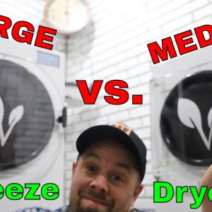 WATCH THIS BEFORE BUYING A FREEZE DRYER! Medium vs. Large Freeze Dryer
