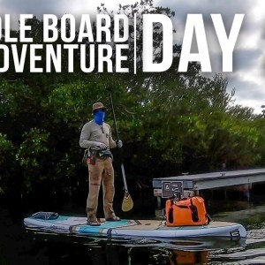 Paddle Board Adventure | Day 2 | ON Three