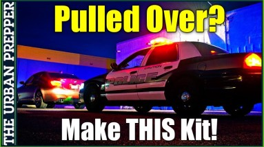 Don't Get A Ticket From The Police: Make THIS Kit Instead!