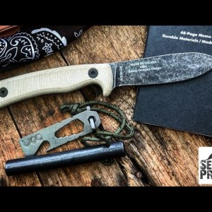 ESEE AGK Fixed Blade Knife Review