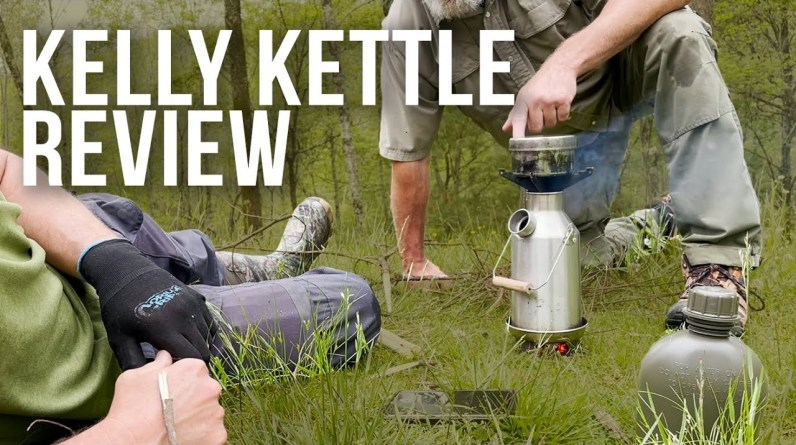 Kelly Kettle Review | ON Three