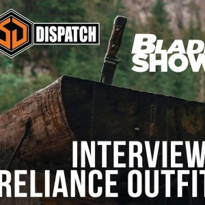 Self Reliance Outfitters and Pathfinder Knife Shop at Blade Show 40