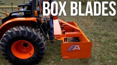 Box Blades | Forest to Farm