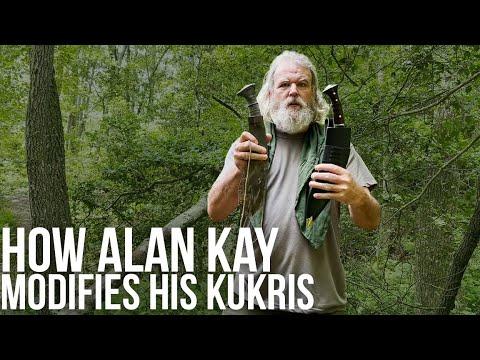 Alan Kay's Kukri Mods | ON Three