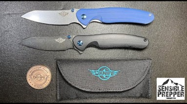 Olight Has a Knife? Oknife Drever!