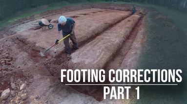 Footing Clean Up | Day 1 | Forest to Farm