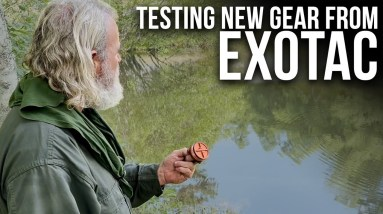 Testing New Gear from Exotac | ON Three